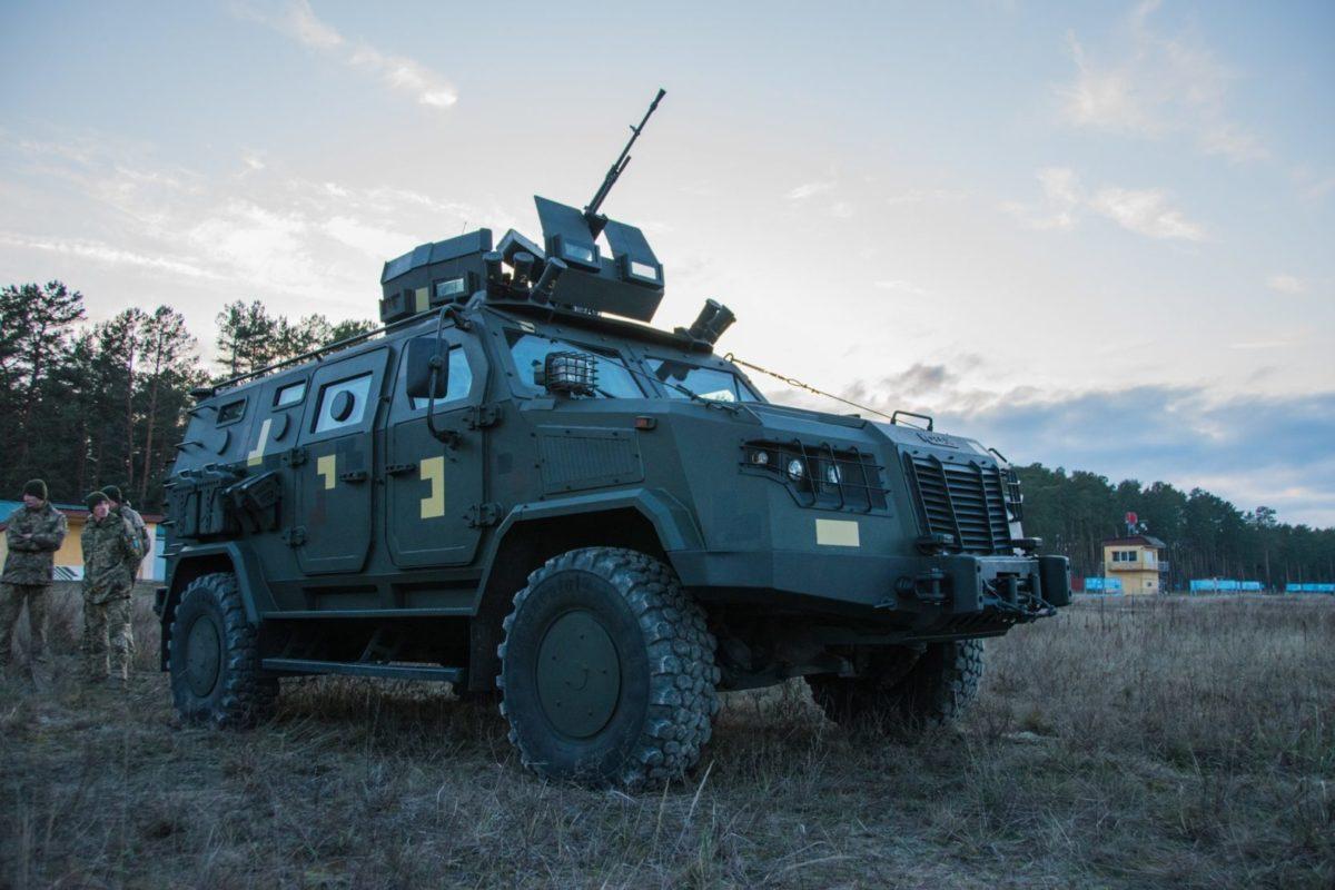«Козак-2М1» та «Варта-Новатор» пройшли випробування в «Десні»