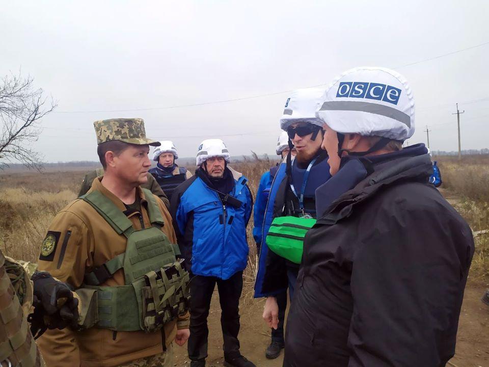 Богданівка – Петрівське. Військові на нових позиціях