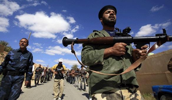 Кремль продовжує спонсорувати бойовиків Хафтара в Лівії
