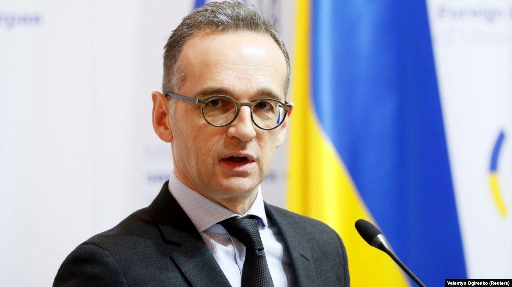 Глава МЗС Німеччини перевірить, як пройшло розведення сил на Донбасі