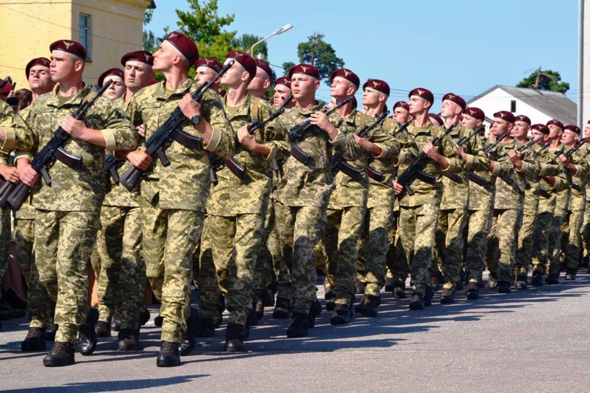 «Завжди перші!»: Україна вітає десантників
