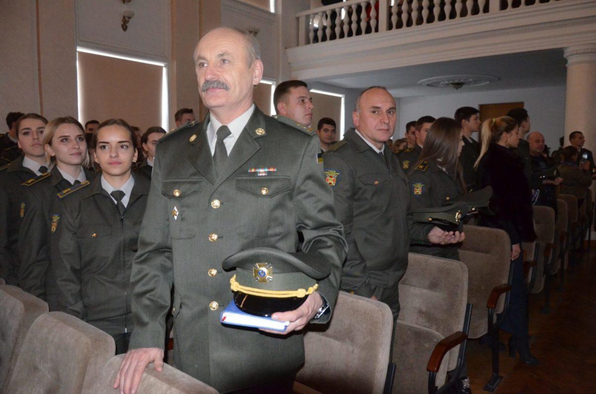 Нову військову кафедру відкрили у Дніпрі. Вперше за часи Незалежності