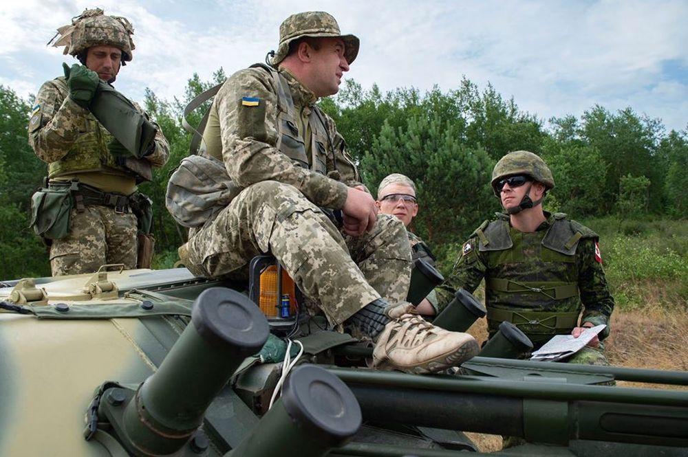 Канада інвестуватиме в українську безпеку 105,6 млн доларів