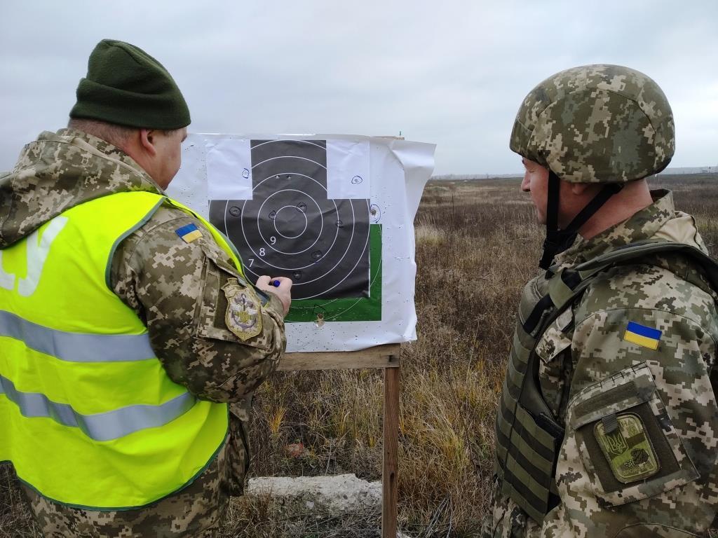 На Харківщині перевірили професіоналізм армійців усіх військкоматів