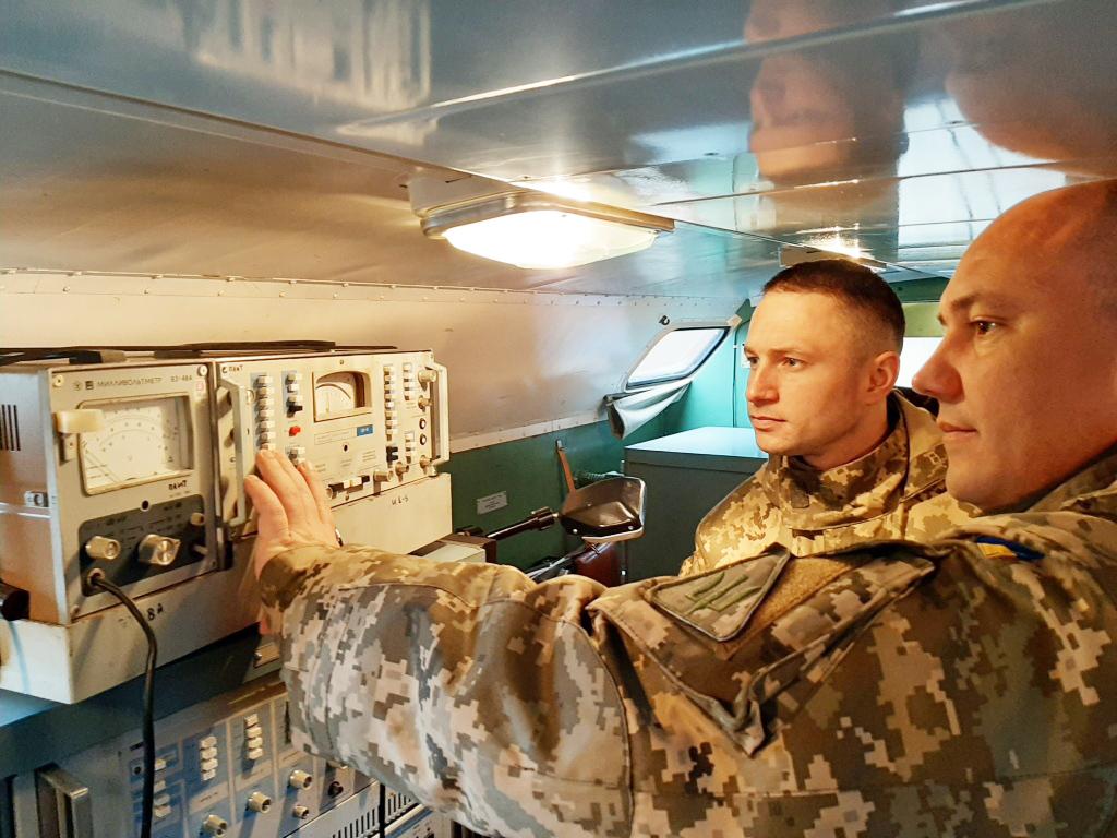 Для підготовки метрологів використовують досвід війни на Донбасі