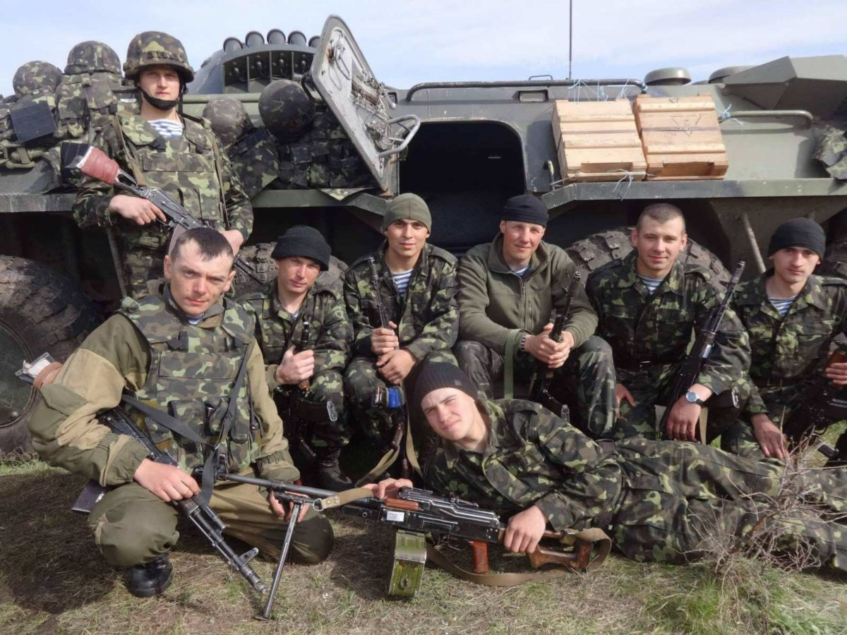 Псковські десантники «блукали» і в Луганському аеропорту