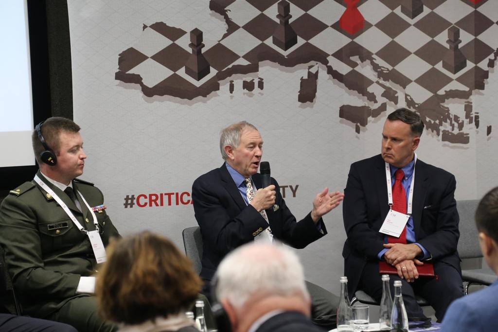 Львівський Безпековий форум: що говорять учасники про військове лідерство в контексті сучасних загроз