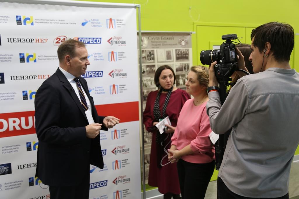 У Львові завершився третій Безпековий форум