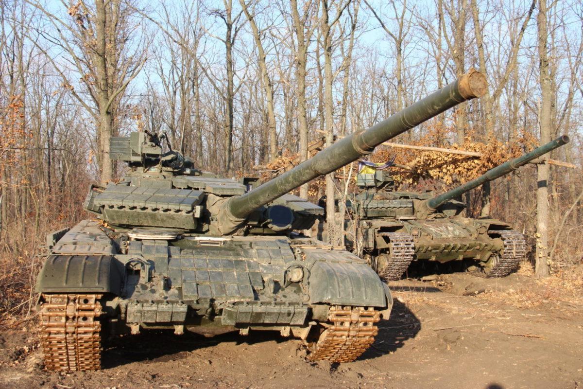 Перевірено танковий резерв