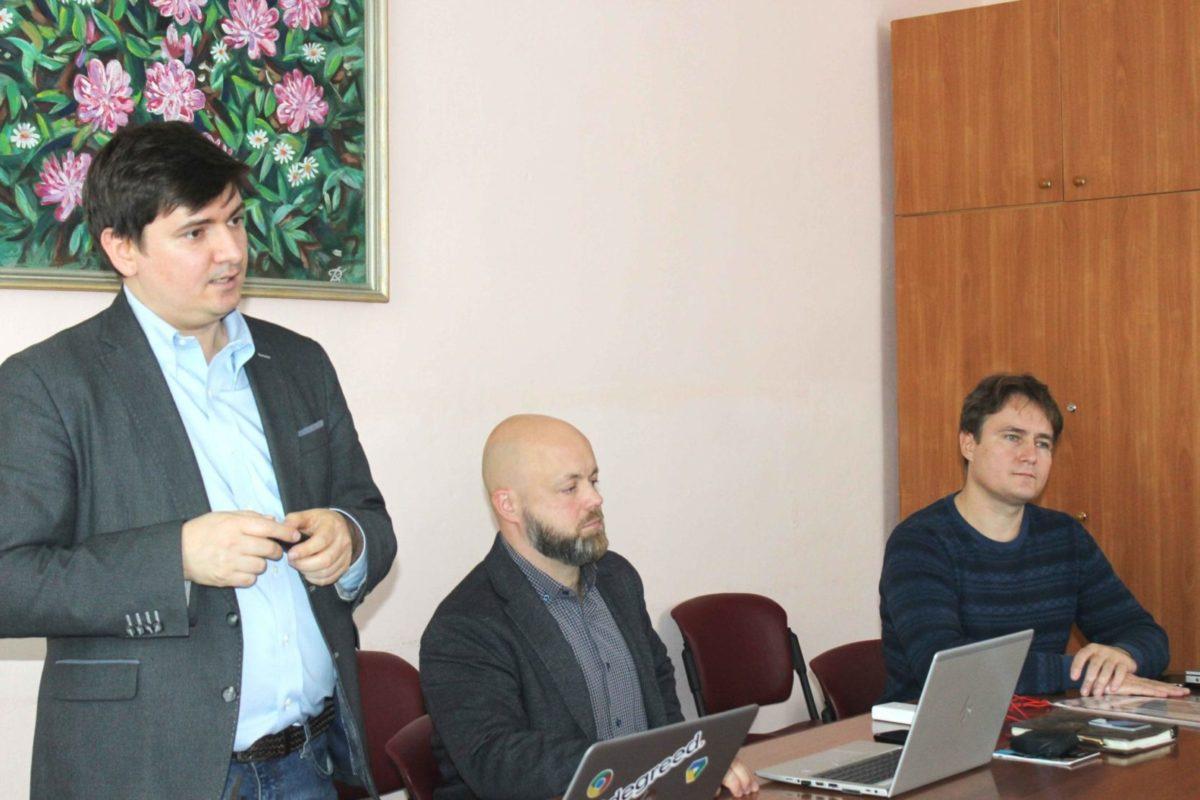 Штурманський планшет: основними розробниками АРМ та його геоінформаційного програмного забезпечення є вітчизняні виробники