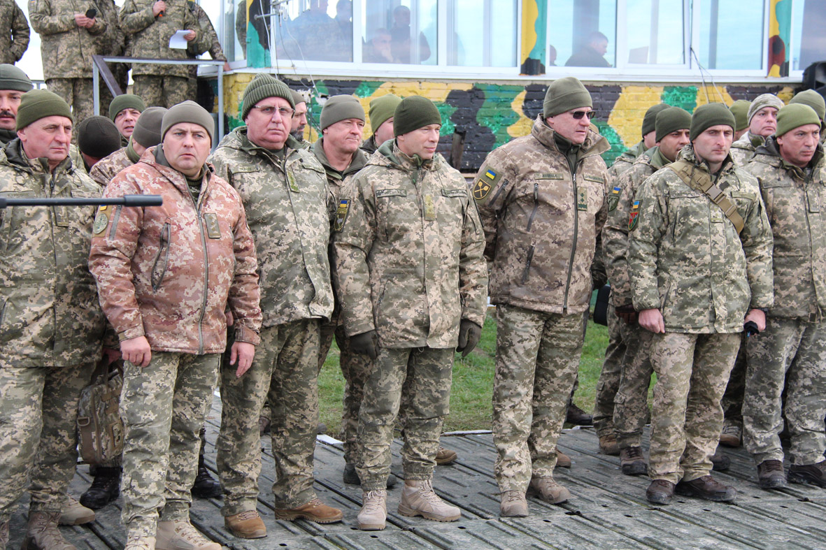 Начальник Генерального штабу Збройних Сил України підбиває підсумки 2019 року