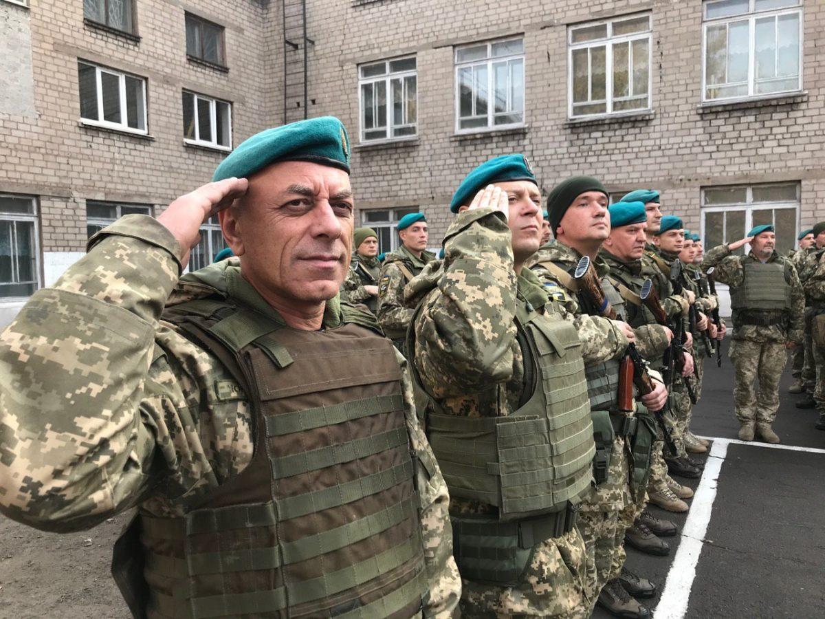 «Борсуки» Сухаревського святкують другу річницю створення батальйону