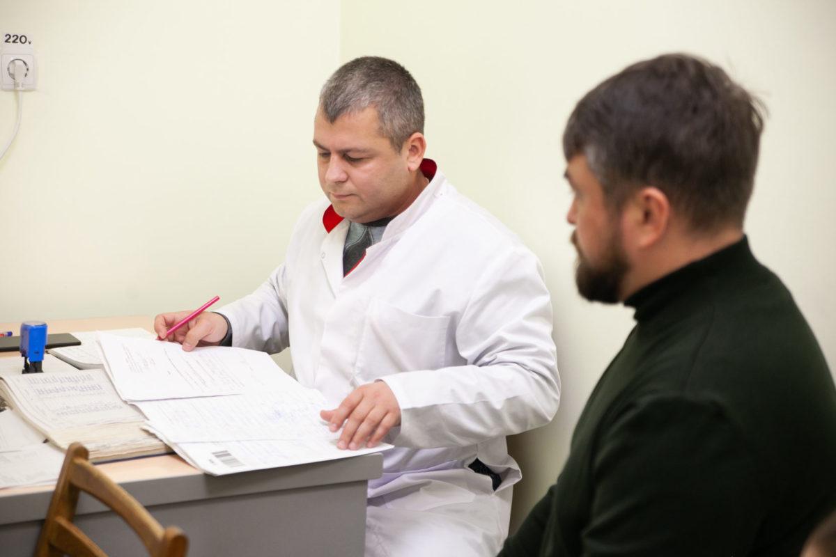 Спортивна реабілітація для одеських ветеранів