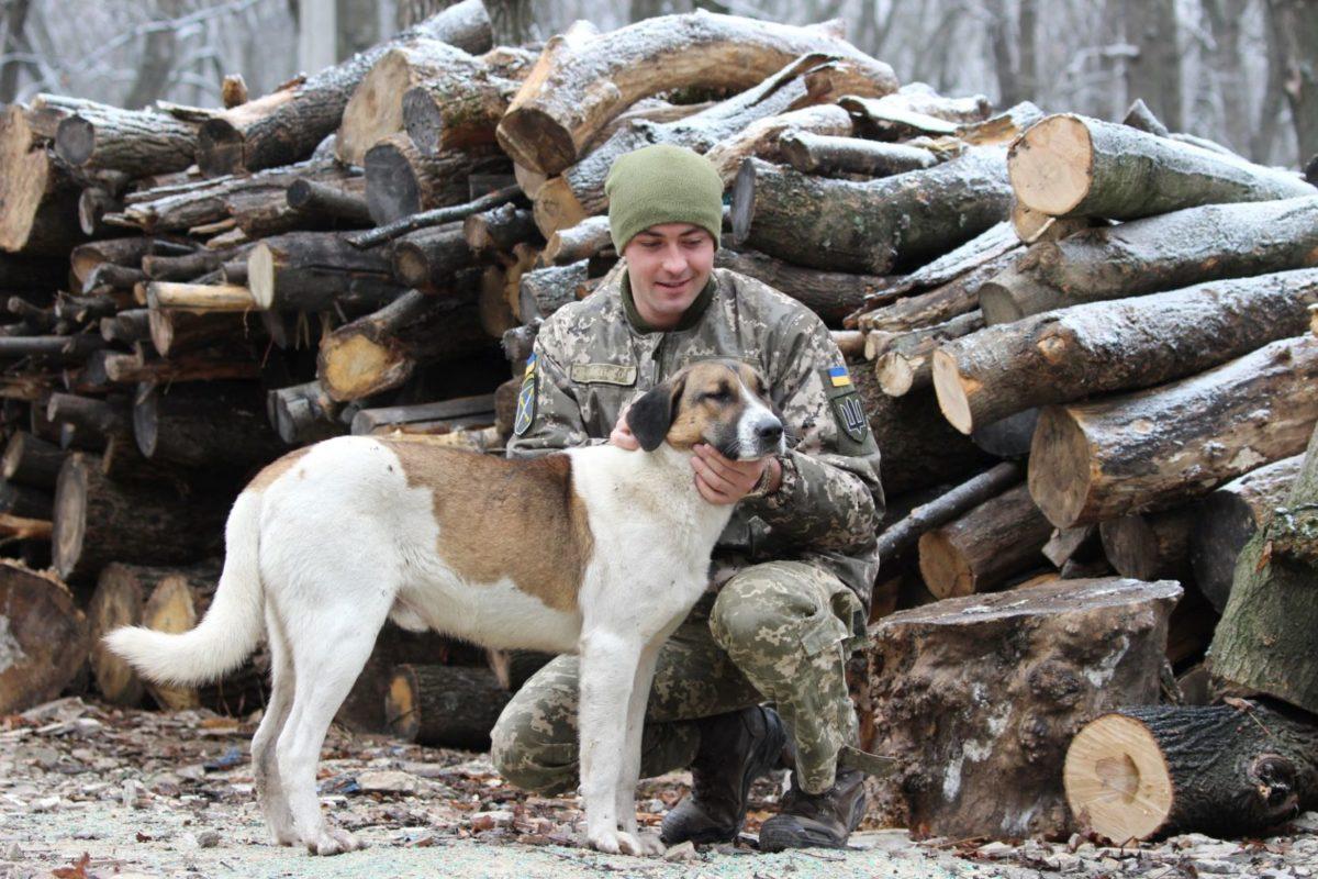 «Військові пухнастики» в ООС до зими готові