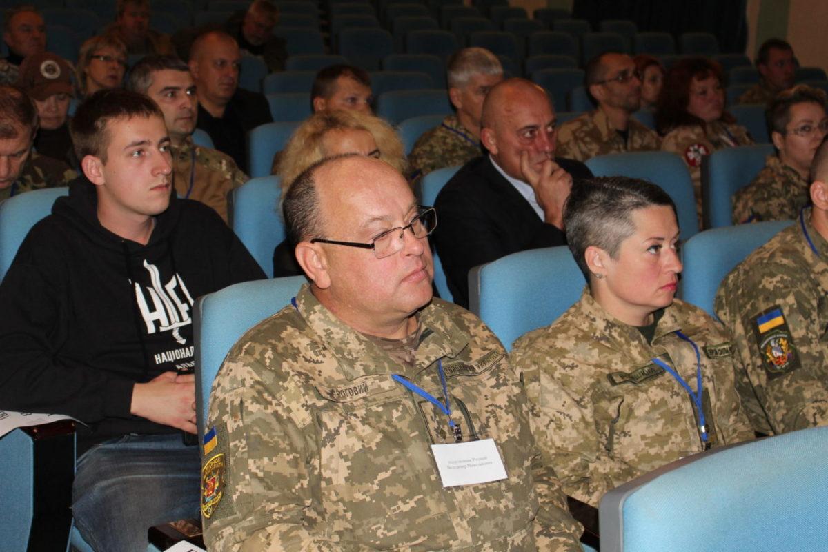 Військово-патріотичне виховання плануватимуть за стандартами НАТО