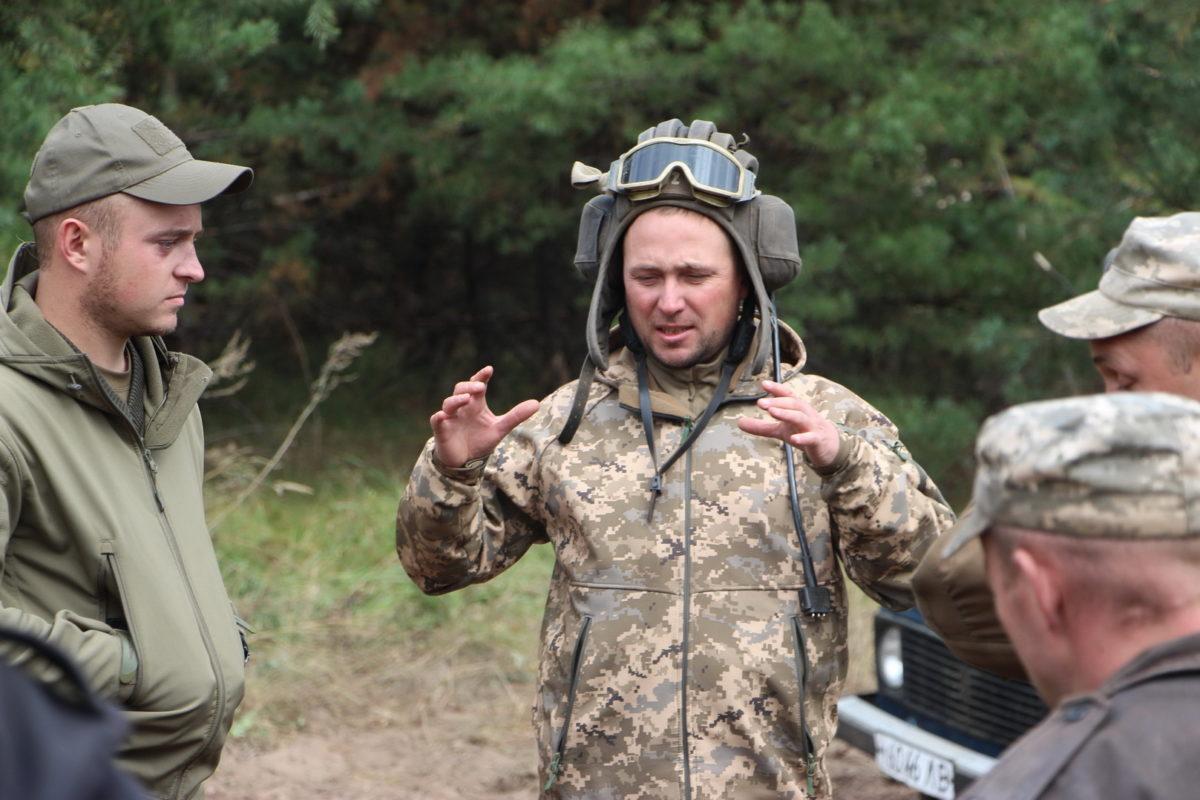 Як наші танкісти обходили «Абрамси» і «Леопарди»