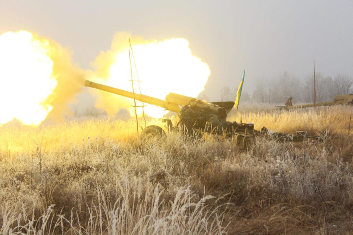 Ракетні війська і артилерія виходять на новий етап розвитку