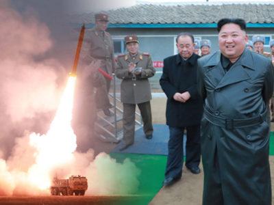 КНДР випробувала нову ракетну установку задля «остаточної перевірки» її ефективності
