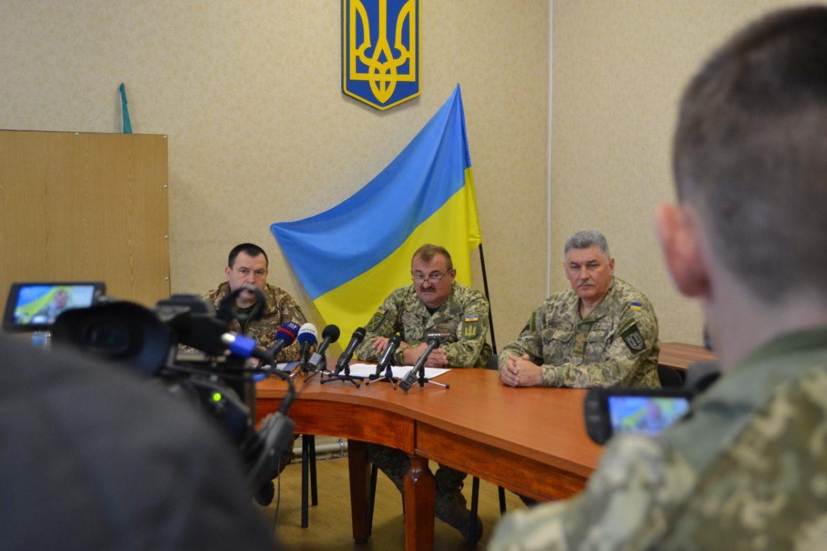 Українська сторона сьогодні готова до розведення військ на ділянці №3 – командувач ОС
