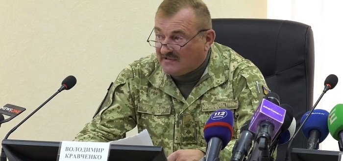 Командувач ООС Кравченко: основні меседжі брифінгу в Краматорську