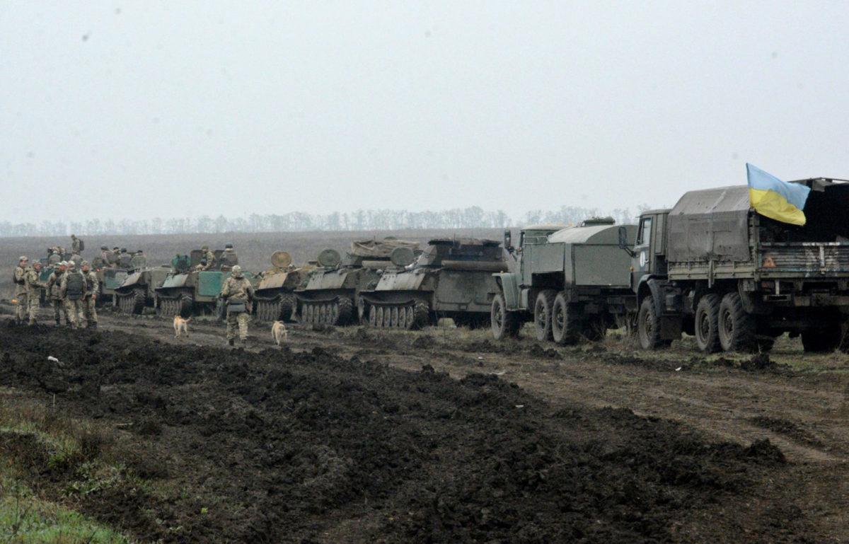 Боєздатність артилеристів перевірили у різних ситуаціях
