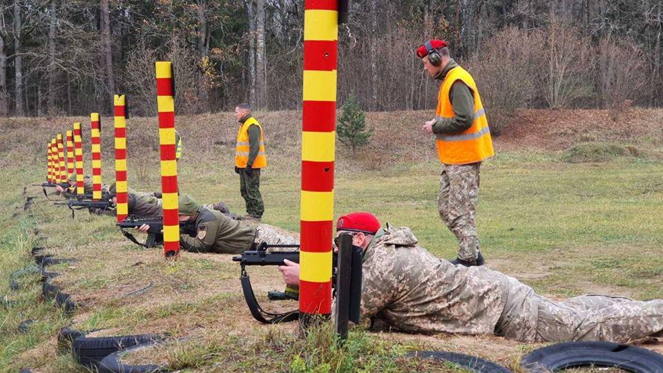 У Литві тривають міжнародні військові навчання «Залізний вовк — 2019» за участю 11 країн НАТО