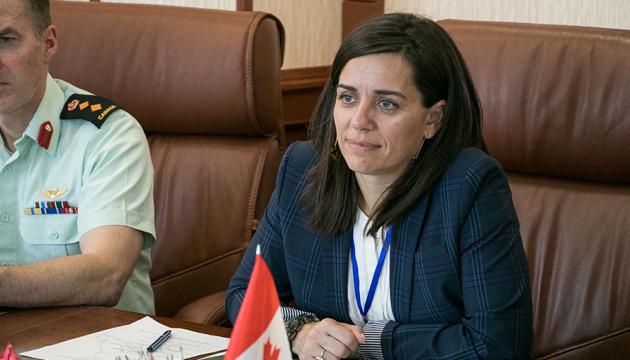 Новим послом Канади в Україні стала Лариса Галадза