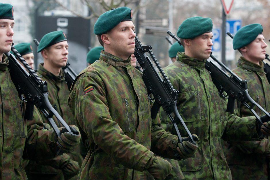 Литва планує збільшити чисельність армії на 25%
