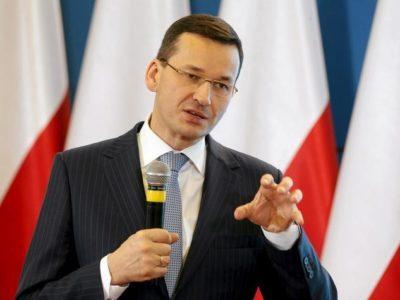 Прем'єр Польщі розкритикував Макрона за заяву про «смерть мозку» НАТО
