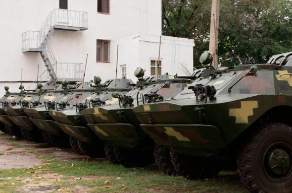 Кабмін заборонив приватизовувати Миколаївський бронетанковий