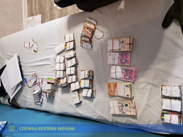 СБУ викрила схему фінансування терористів «Л/ДНР» через оборудки із соціальними виплатами