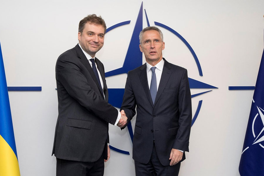 НАТО оцінює виконання Україною національної програми за 2019 рік