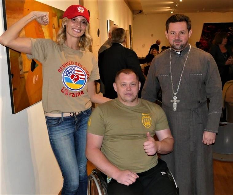Воїна-добровольця прооперують в Чикаго