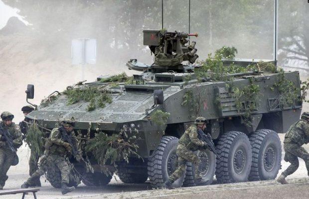 У Литві стартували міжнародні навчання за участю 11 країн НАТО