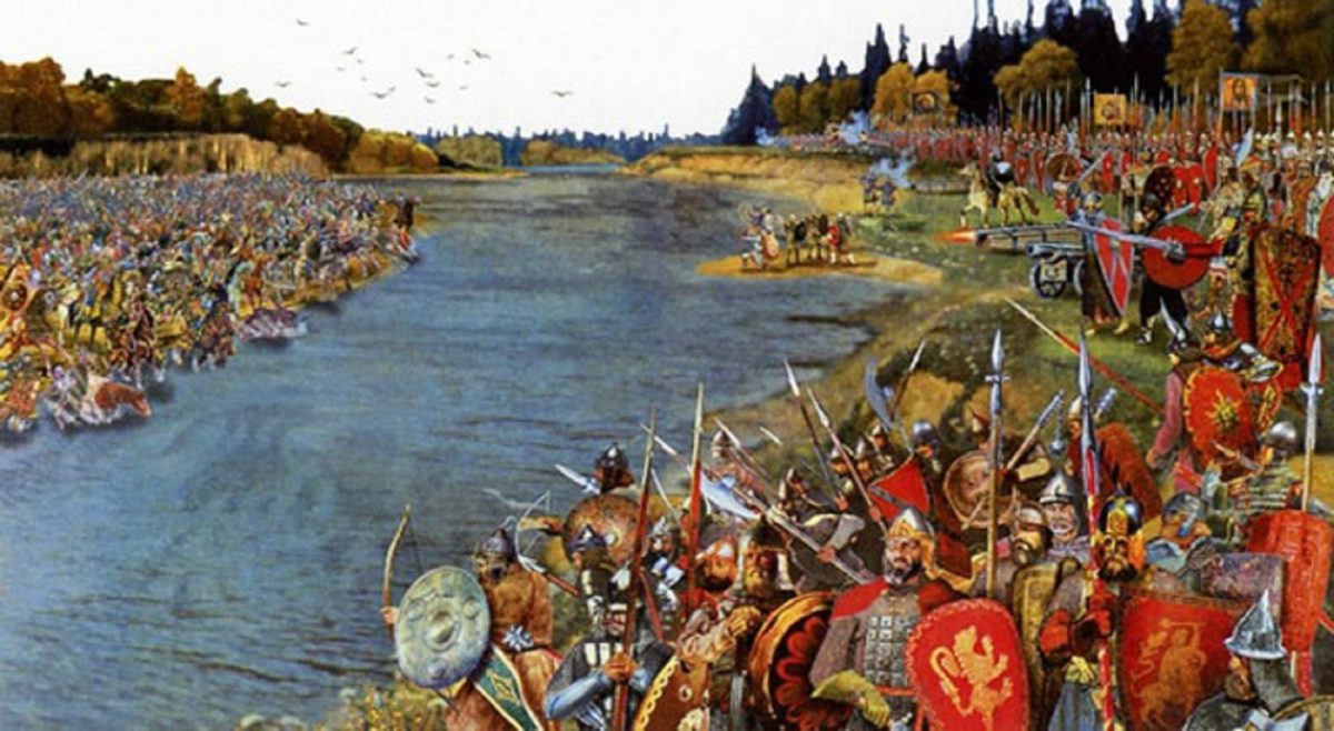 У Росії хочуть встановити «день свержения монголо-татарского ига». Татари проти…