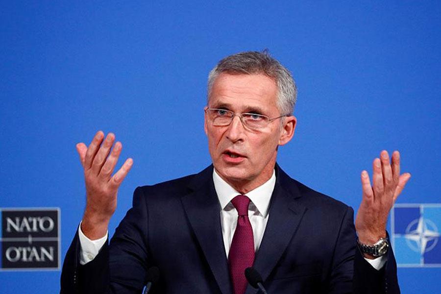 Генсек НАТО готовий зустрітися з «найбільшим сусідом» Путіним