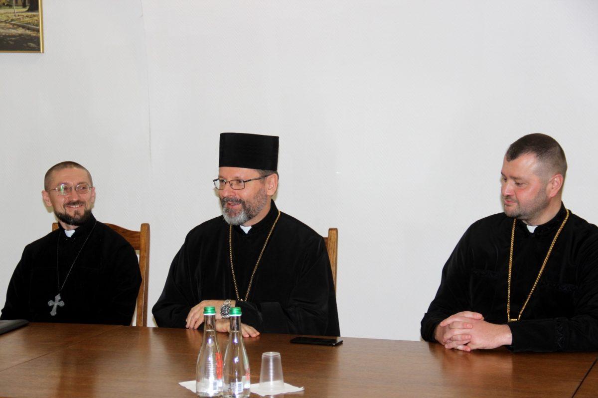 У кожній єпархії Української греко-католицької церкви створять реабілітаційні центри для учасників бойових дій