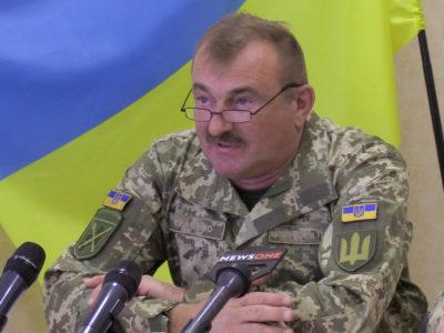Командувач ООС розповів про перші кроки повернення українських територій