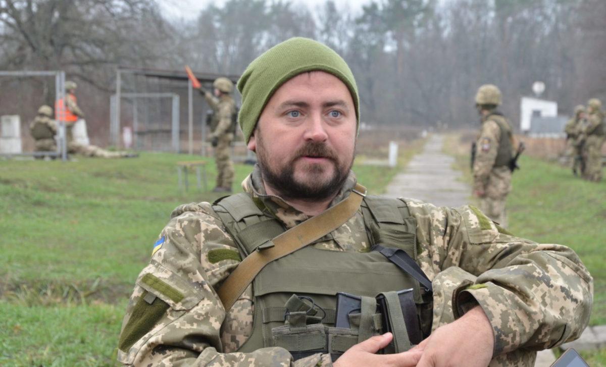 «Кіборг» Вячеслав Зайцев: «Влучний постріл із гранатомета майже завжди ставив жирну крапку в бою»