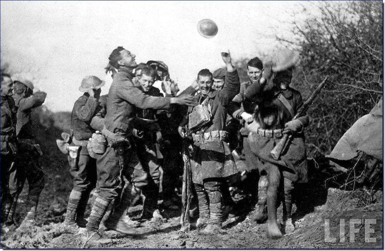 Сьогодні 101-ша річниця завершення Першої світової війни
