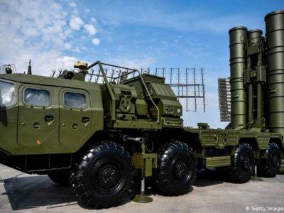 Туреччина не відмовиться від використання російських ЗРК С-400