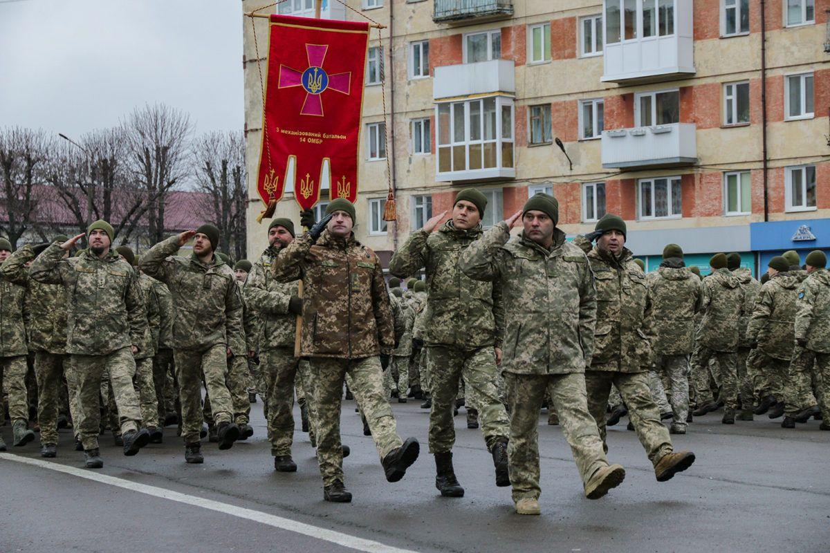 «Князівська» бригада з честю виконала бойові завдання