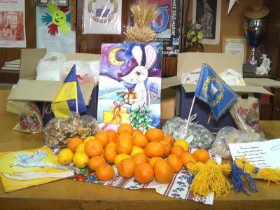 Маріупольська школа мистецтв привітала українських військових новорічними оберегами