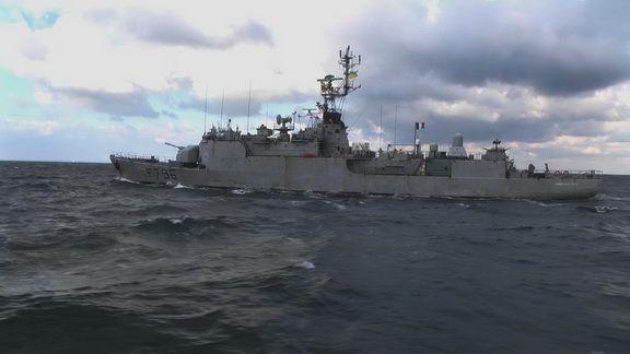 Катер «Прилуки» та корвет Commandant Birot провели спільне тренування типу PASSEX