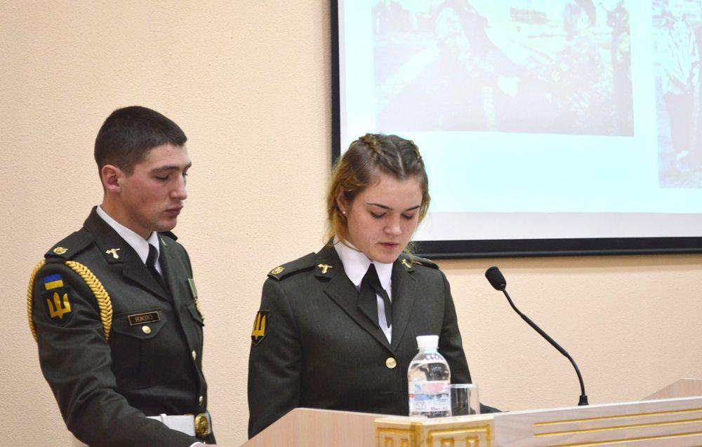 Збірна команда Військового інституту танкових військ стала призером гендерного квесту
