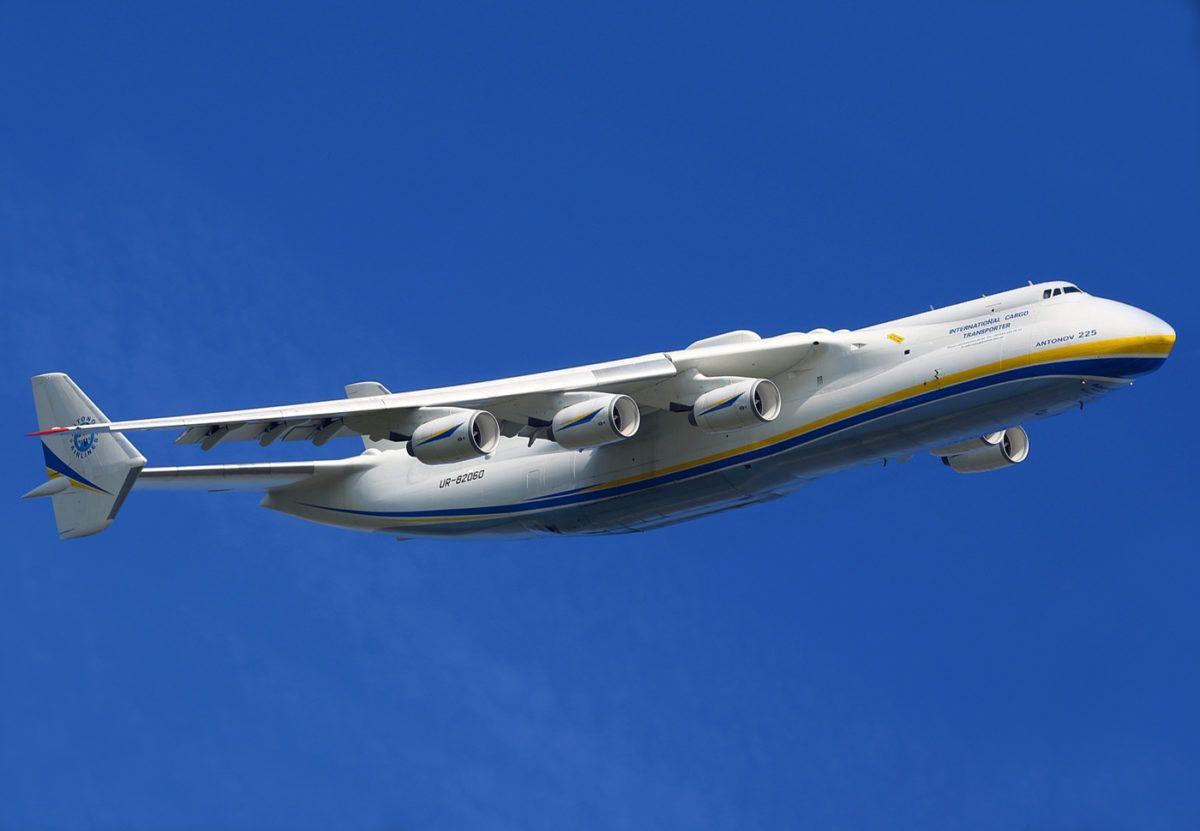 21 грудня 1988 року Ан-225 «Мрія» вперше піднявся в небо