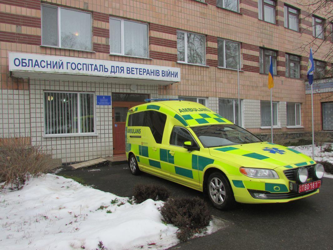 Понад 30 тисяч учасників бойових дій пройдуть лікування та реабілітацію у Бердичеві