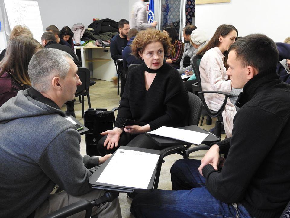 Навіщо ветерани зі Львівщини їдуть на Прикарпаття?
