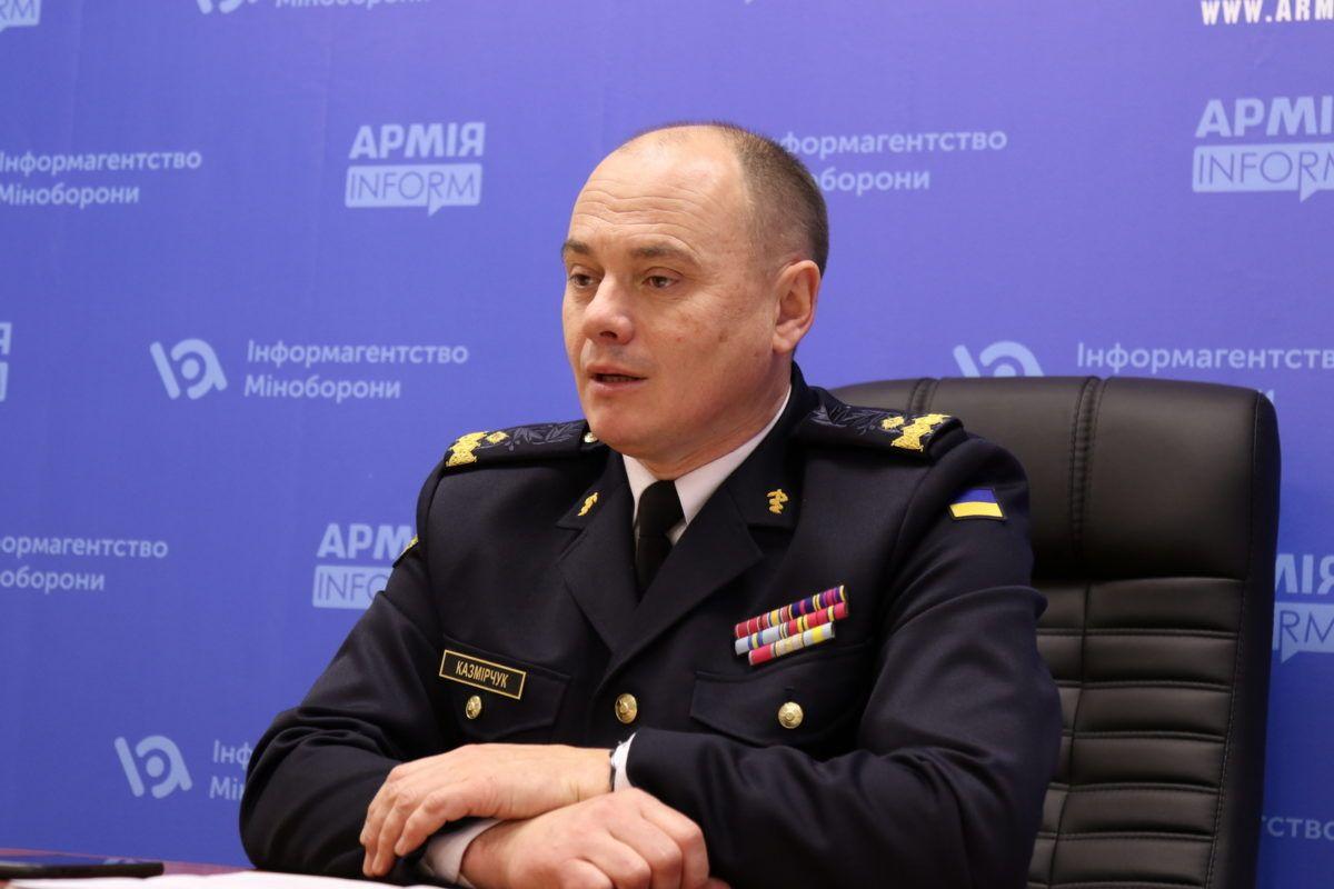 Генерал-майор Анатолій Казмірчук: «Інтенсивність роботи наших медиків можна порівняти лише з періодом Другої світової війни».