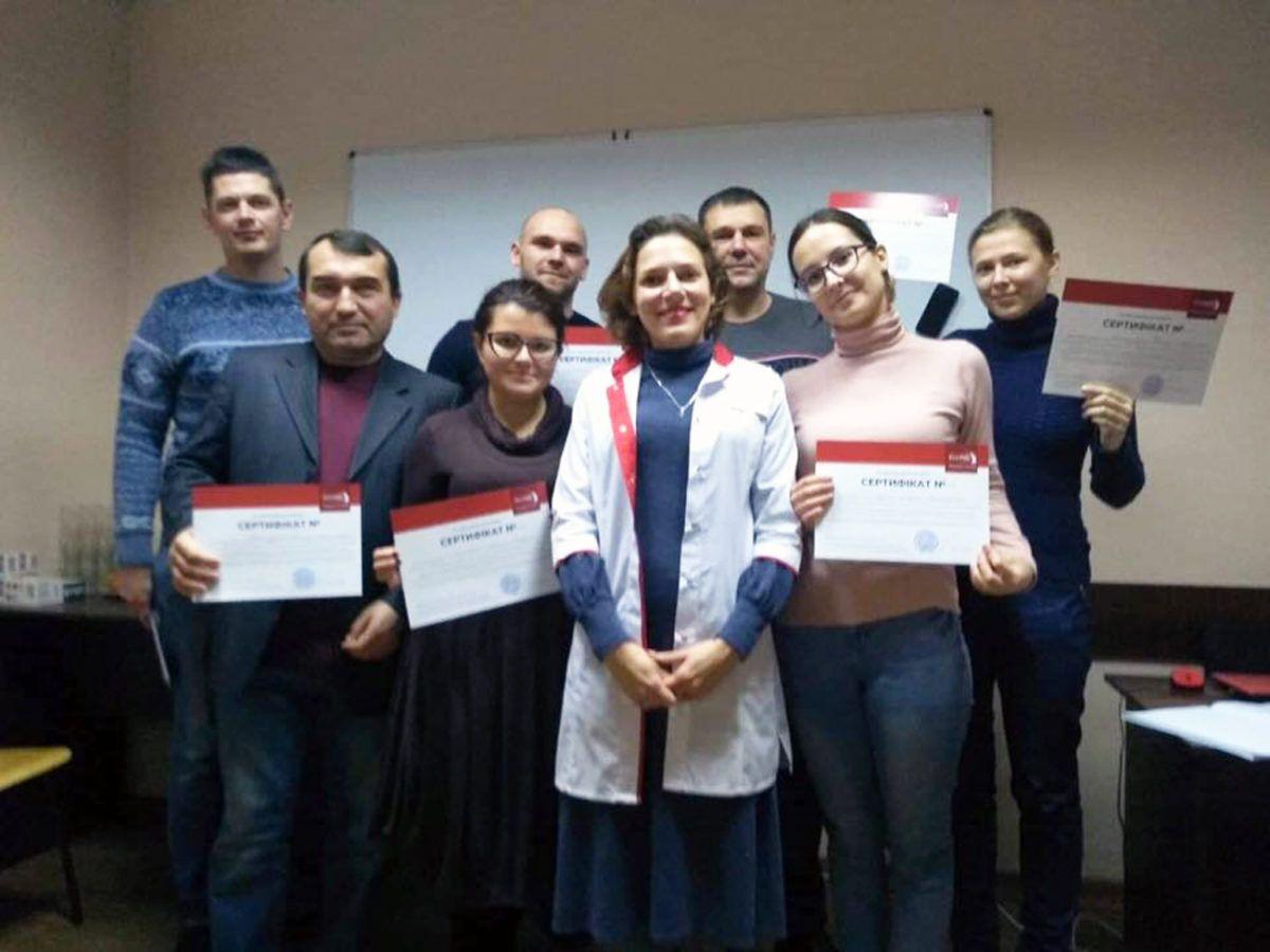 Військові медики з Дніпра провели майстер-клас для цивільних колег